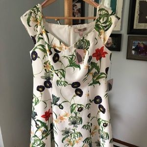 Forever 21 floral dress. Size L. NWT.